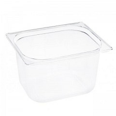 Polycarbonate container, GN 1/2 (10 litre)