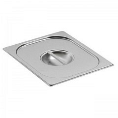 Stainless steel lid for 9 litre baths