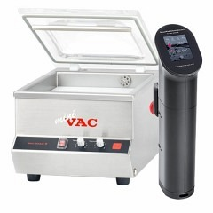 Sous-vide Kit: SVC Smart + miniVAC