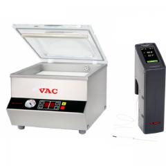 Sous-vide Kit: SVC Touch + maxiVAC