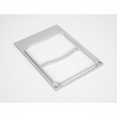 Tray moulder, 2 compartments for PP trays